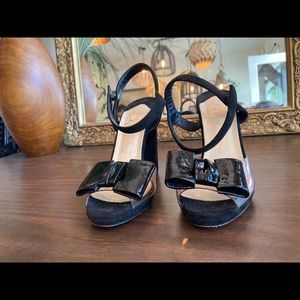 Vintage Christian Louboutin Black Heel Shoes
